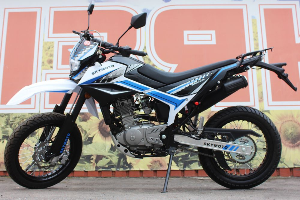 Мотоцикл Skymoto Dragon II 200 Supermoto