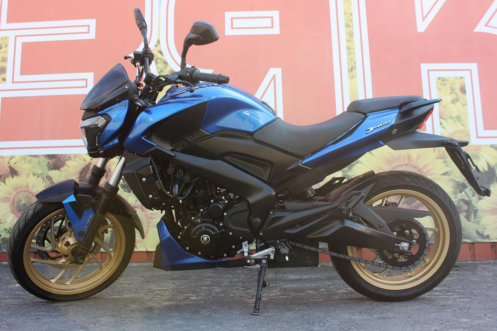 Мотоцикл Bajaj Dominar 400 Limited Edition