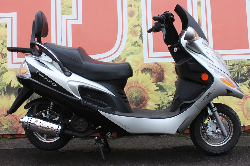 Скутер Counry Man X7 150cc