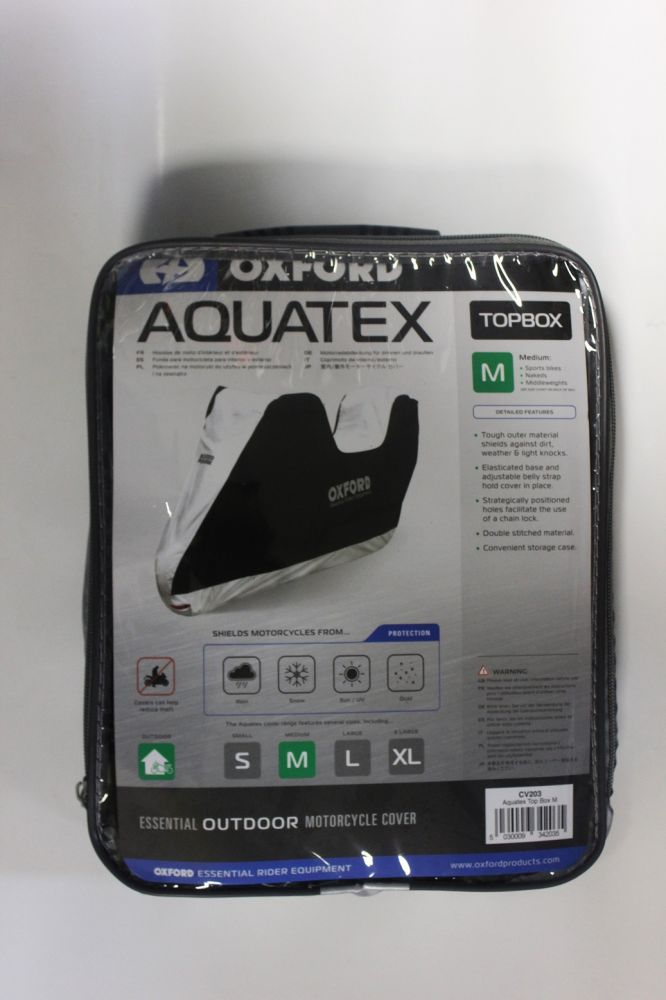 Чехол на мотоцикл Oxford Aquatex TopBox