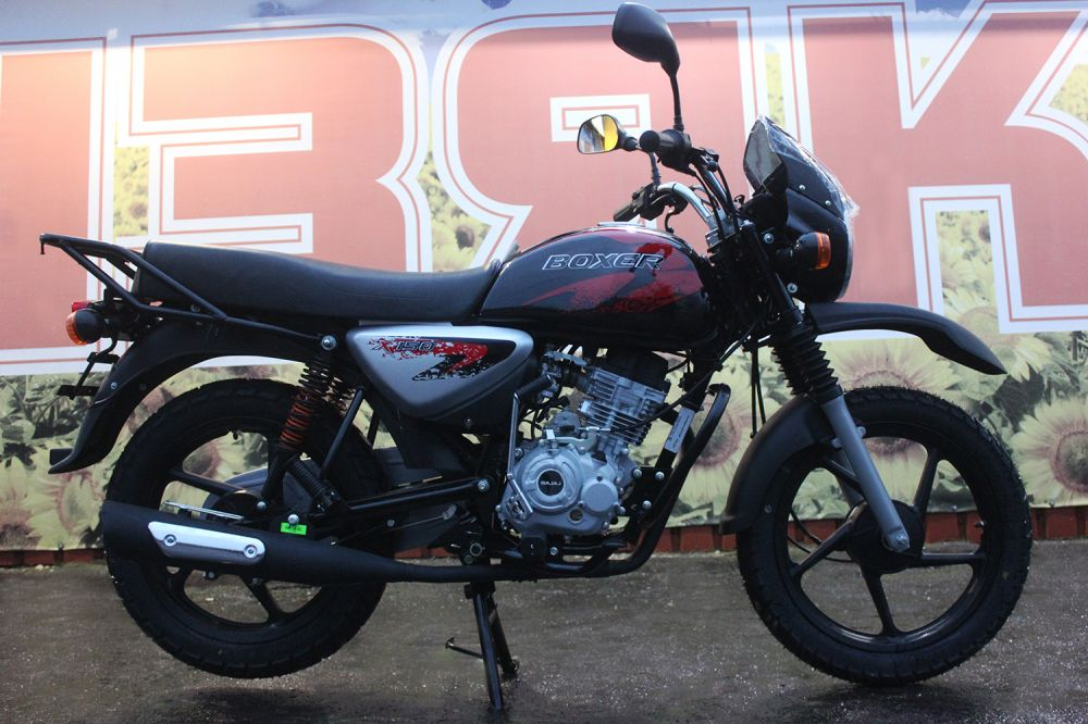 Мотоцикл BAJAJ BOXER 150 CROSS (Индия)