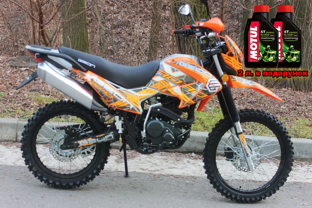 Мотоцикл GEON X-ROAD 250X Enduro