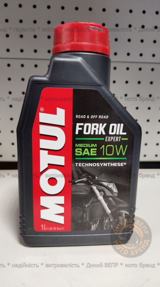 Масло для вилки Motul Fork Oil Expert medium 10W